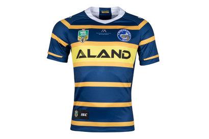 ISC Parramatta Eels 2018 NRL Home S/S Rugby Shirt