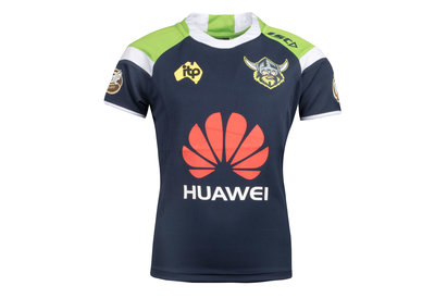 ISC Canberra Raiders NRL 2018 Kids Rugby Training T-Shirt