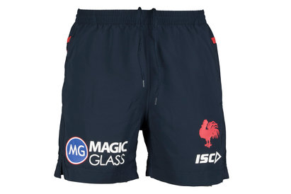 ISC Sydney Roosters NRL 2018 Players Rugby Training Shorts