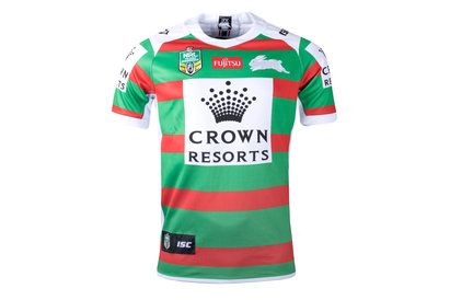 ISC South Sydney Rabbitohs NRL 2018 Alternate S/S Rugby Shirt