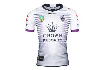 ISC Melbourne Storm NRL 2018 Alternate S/S Rugby Shirt