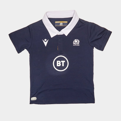 Macron Scotland 2020/21 Home Infant Shirt