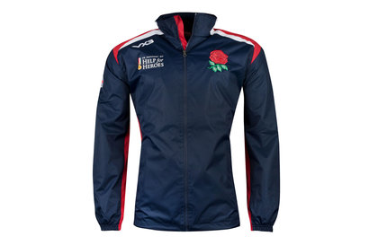 VX-3 Help for Heroes England 2018/19 Rugby Jacket
