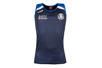VX-3 Help for Heroes Scotland 2018/19 Rugby Vest