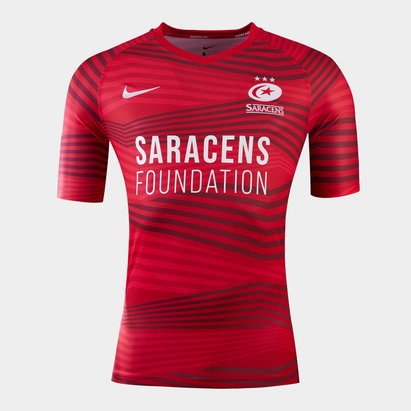 Nike Saracens Away Jersey Mens