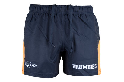 Classic Sportswear Brumbies 2018 Super Rugby Home Shorts