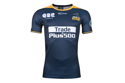 Classic Sportswear Brumbies 2018 Super Rugby Players Training T-Shirt