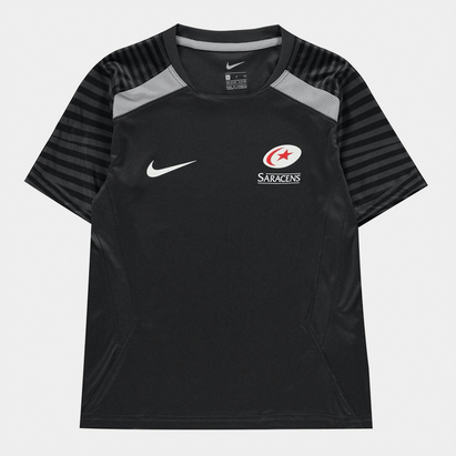 Nike Saracens T Shirt Junior Boys