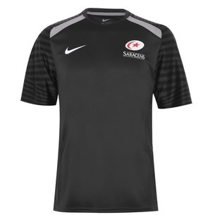 Nike Saracens 20/21 Training T-Shirt Mens