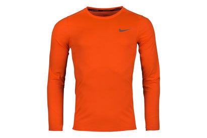 Nike Dry Miler L/S Running T-Shirt