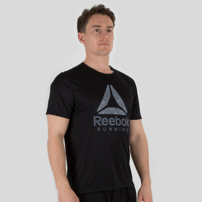 Reebok Run Graphic T-Shirt