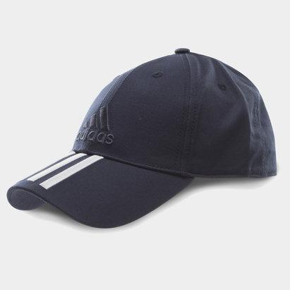 adidas 3 Stripes Cotton Cap