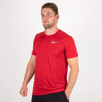 Nike Dry Miler Running T-Shirt