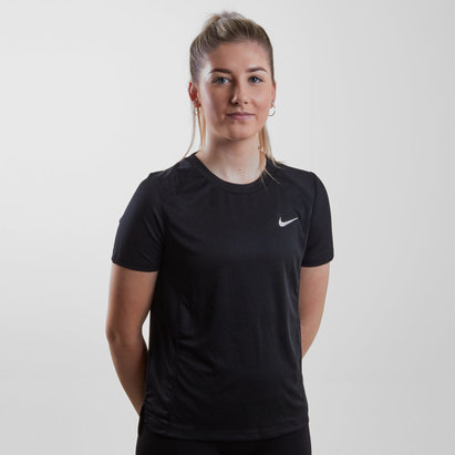 Nike Ladies Miler Running T-Shirt