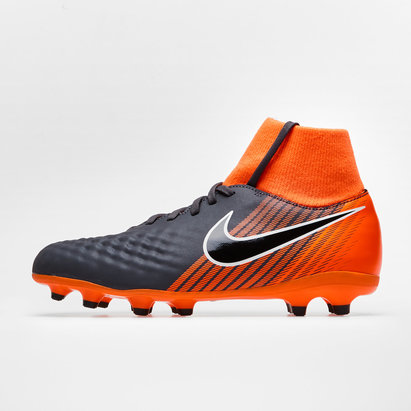 Nike Magista Obra II Academy D-Fit Kids FG Football Boots