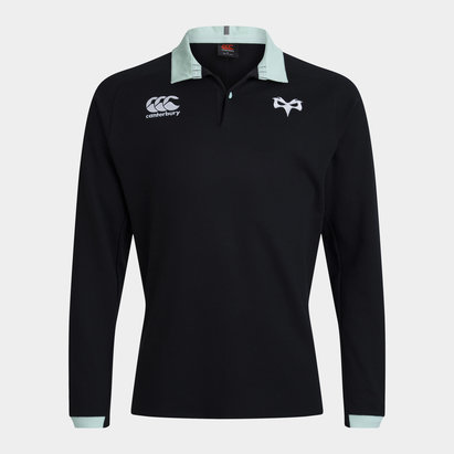 Canterbury Ospreys Home Classic L/S Shirt 20/21