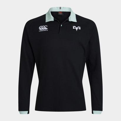 Canterbury Ospreys Home Classic L/S Shirt 20/21