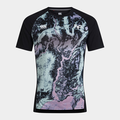 Canterbury Ospreys Graphic T-Shirt 20/21