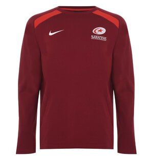 Nike Saracens 20/21 Players Mid Layer Mens