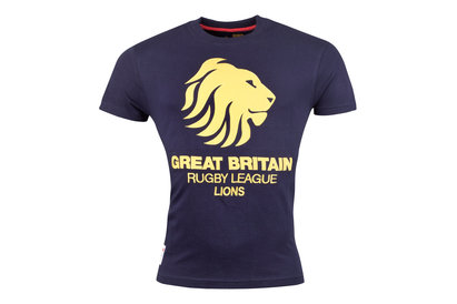 Great Britain Rugby League Heritage T-Shirt