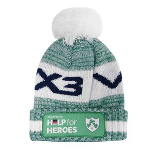 VX-3 Help For Heroes Ireland Bobble Hat Mens