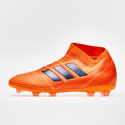 adidas Nemeziz 18+ 360 Agility FG Kids Football Boots