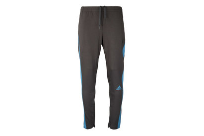 adidas France 2018 Players Rugby Sweat Pants