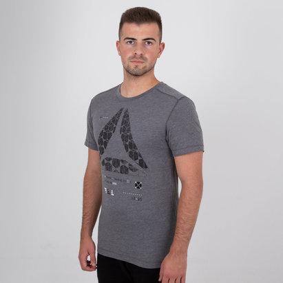 Reebok Speedwick Graphic Training T-Shirt