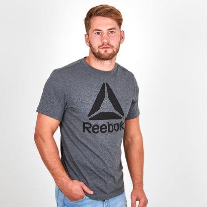 Reebok Stacked Logo Training T-Shirt
