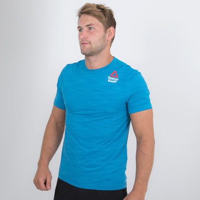 Reebok CrossFit Activchill S/S Training T-Shirt