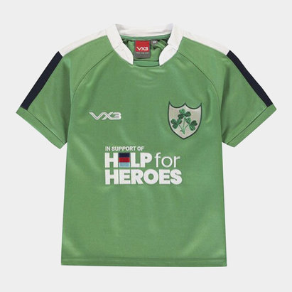 VX-3 Ireland Short Sleeve Jersey