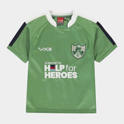 VX-3 Ireland Short Sleeve Jersey