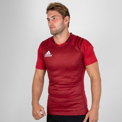 adidas Rugby Training S/S Shirt
