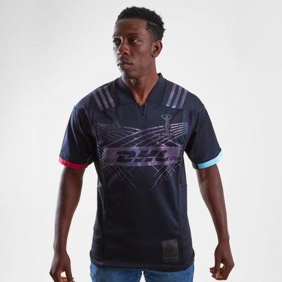 f8e728664a8 adidas Harlequins 2018/19 3rd S/S Replica Rugby Shirt