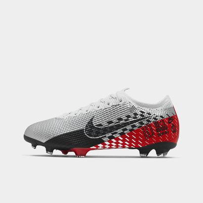Nike Junior Vapour 13 Elite Neymar Jr FG Football Boots Child Boys