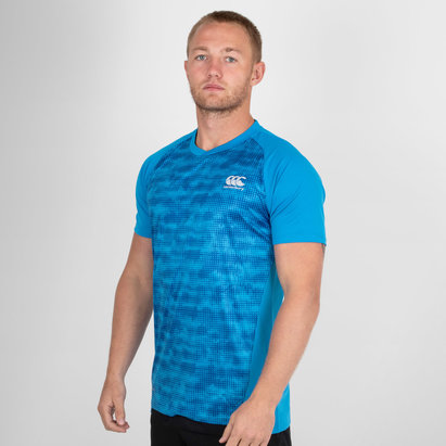 Canterbury Vapodri Superlight Graphic Training T-Shirt