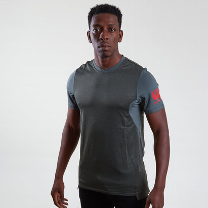 Canterbury Vapodri+ Drill S/S Training T-Shirt