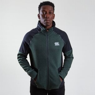 Canterbury Vaposhield Full Zip Training Hooded Sweat