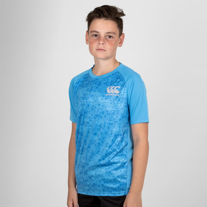 Canterbury Vapodri Superlight Kids Graphic T-Shirt
