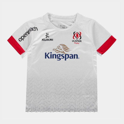 Kukri Ulster Home Jersey Juniors