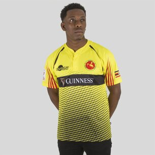 Samurai Uganda 7s 2017/18 Home S/S Replica Rugby Shirt