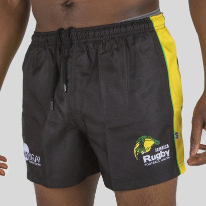 Samurai Jamaica 7s 2017/18 Players Rugby Training Shorts
