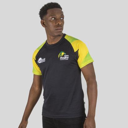 Samurai Jamaica 7s 2017/18 Players Rugby T-Shirt