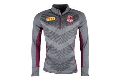 ISC Queensland State Of Origin 2018 NRL Elite Rugby Training Top