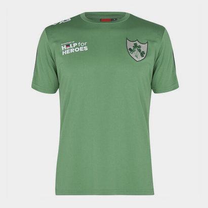 VX-3 Help 4 Heroes Ireland T Shirt Mens