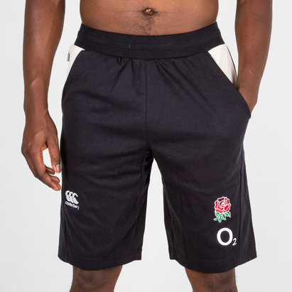 Canterbury England 2018/19 Fleece Rugby Training Shorts