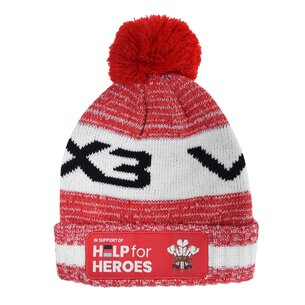 VX-3 For Heroes Wales Bobble Hat