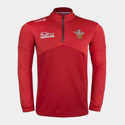 VX-3 Help 4 Heroes Wales Sweatshirt Mens