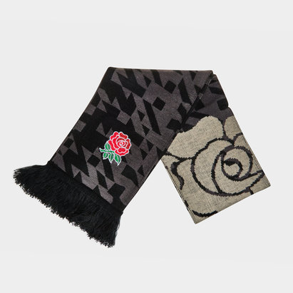 Canterbury England 2018/19 Supporters Rugby Scarf