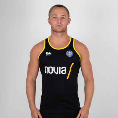 Canterbury Bath 2018/19 Players Rugby Training Singlet